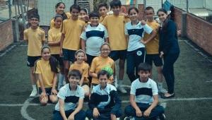 Cancha futbol 5